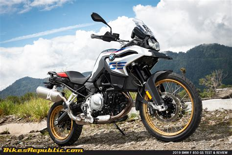 Review Bmw F 850 Gs by 2019 Bmw F 850 Gs Test Review Better Faster