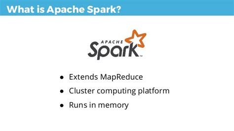 Apache Spark Ii (sparksql
