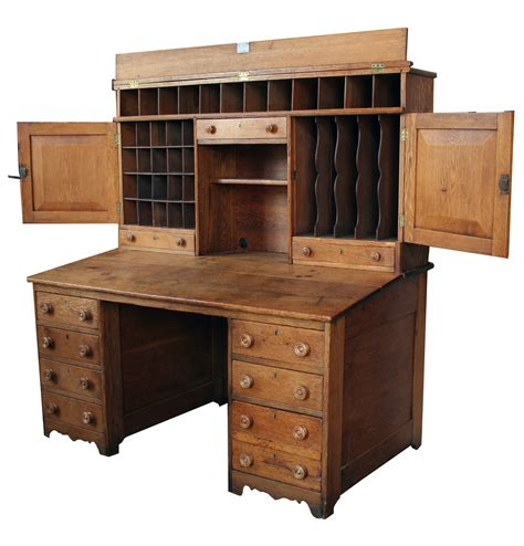 desk for sale oak postal desk for sale antiques com classifieds