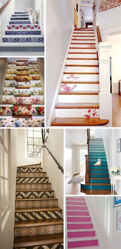 Ways Spruce Staircase by Creative Entrance Hallways Decorate Staircase Makeover