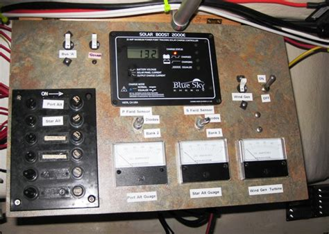 Marine Switch Panel Canadian Tire by Tobago 35 Personal Perspective