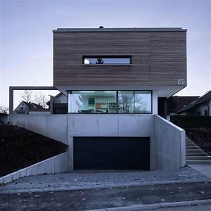 Haus Unter Straßenniveau : garage unter dem haus ~ Lizthompson.info Haus und Dekorationen