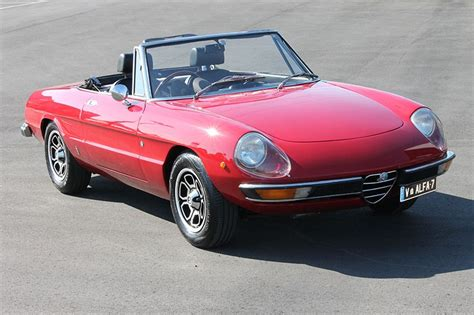 Alfa Romeo Spider Review by 1975 Alfa Romeo Spider Review
