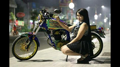 Cb Clasik by Motor Clasik Honda Cb Fuul Modifikasi Ekstra Keren