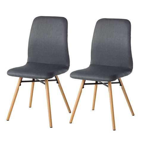 esszimmerstühle holz gepolstert polsterstuhl dunkelgrau bestseller shop f 252 r m 246 bel und
