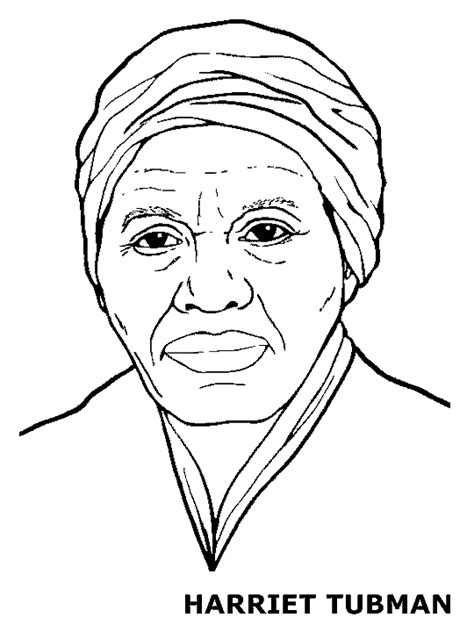 black history month coloring pages getcoloringpagescom