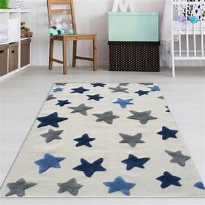 Teppich Kinderzimmer Sterne : kinderzimmer teppich jungen blaue sterne teppich4kids ~ Eleganceandgraceweddings.com Haus und Dekorationen