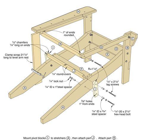 woodworking ija ideas adirondack chair woodworking plans