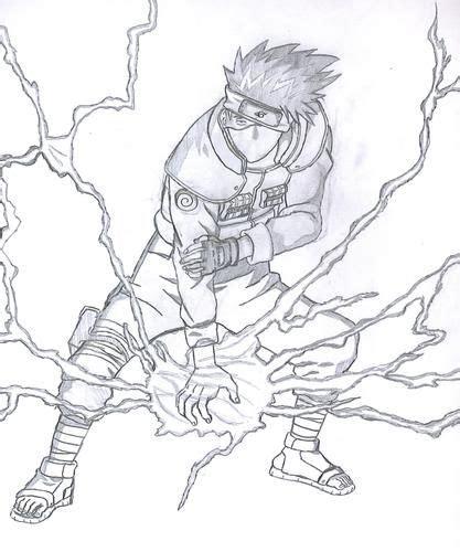 Kakashi Dibujo  Buscar Con Google  Anime Naruto