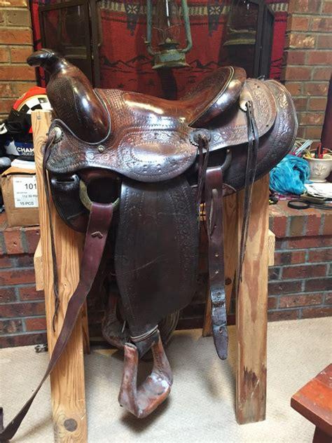 saddle makers texas sonora cowboy abilene vernon poor cowboyshowcase