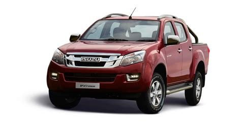 2018 Edition Of Isuzu Dmax Vcross Launched In India