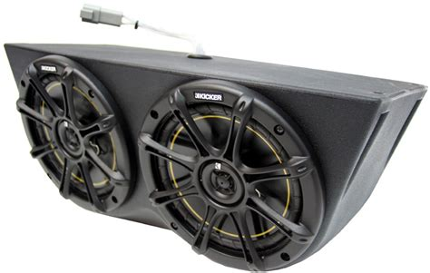 Boat Speakers Dj by Kicker System Ds65 Marine Audio Boat Tower 4 Way 6 1