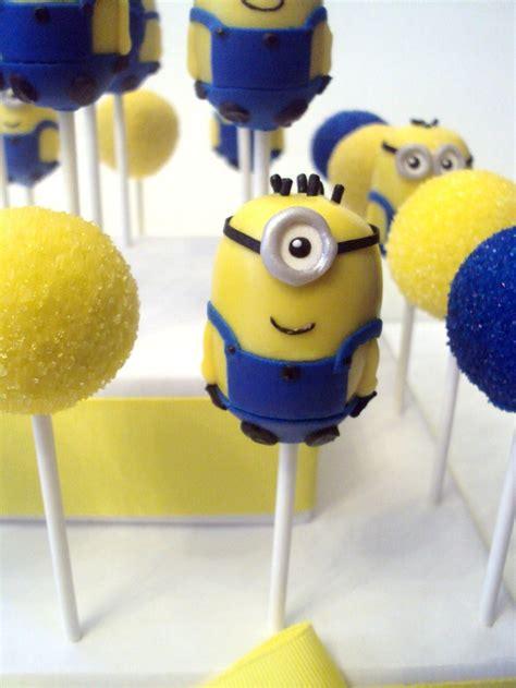minion cake pops best 25 minion cake pops ideas on karneval