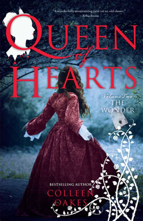 queen  hearts   colleen oakes reviews discussion bookclubs lists