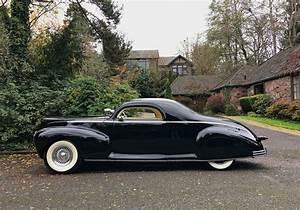 1940 Lincoln Zephyr 3 Window