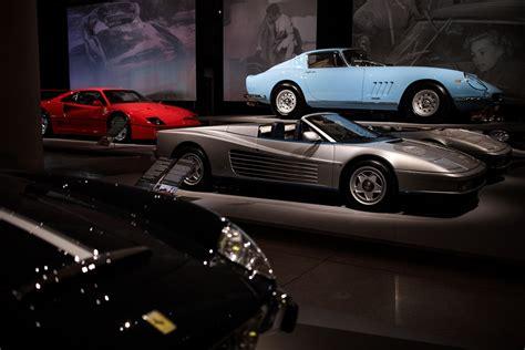 ferrari   skin cars worth  million  show