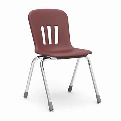 Chair Stack Metaphor Virco Chairs Series Classroom