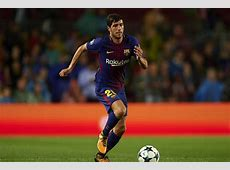 Sergi Roberto 'I want to stay at Barcelona'
