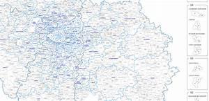 Enchere Voiture Ile De France : carte des nouveaux cantons d 39 le de france ~ Medecine-chirurgie-esthetiques.com Avis de Voitures