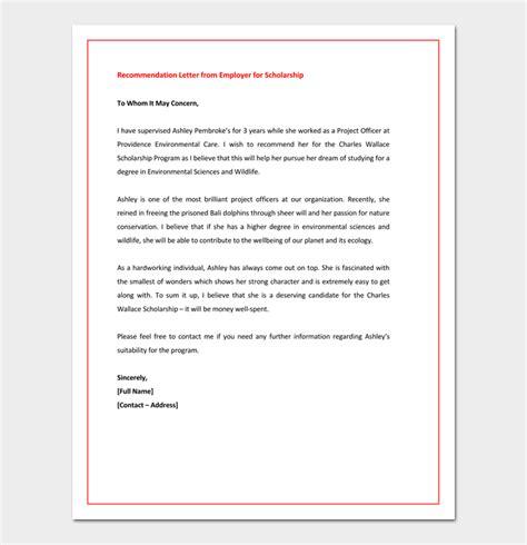 sample letter  recommendation  graduate school