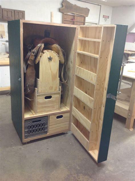 image result  tack locker  ranch tack locker