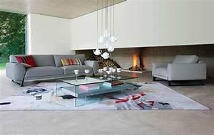 Suspension Design Salon : ameublement design du salon 46 id es par roche bobois ~ Melissatoandfro.com Idées de Décoration