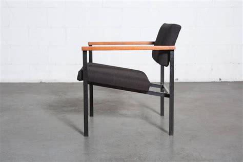 tspectrum style minimal industrial lounge chair  stdibs