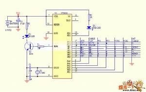 Tv Remote Control 14 Circuit - Amplifier Circuit