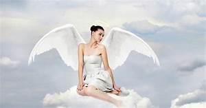 Engel Auf Wolke Schlafend : frau als engel auf einer wolke hd hintergrundbilder ~ Bigdaddyawards.com Haus und Dekorationen
