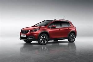 3de Design 2016 Peugeot 2008 Facelift Doesn T Look Half Bad