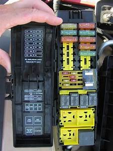 1992 Wrangler Fuse Box Diagram