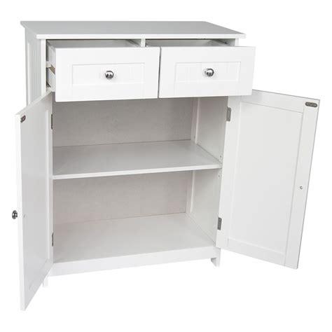 white 2 door storage cabinet priano bathroom cabinet 2 drawer 2 door storage cupboard