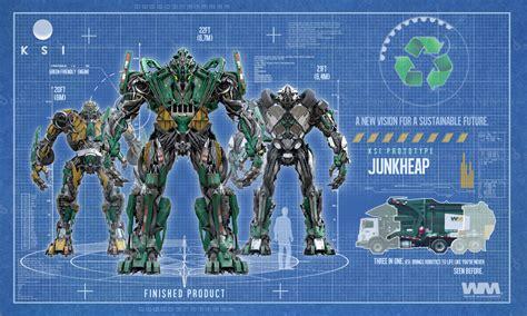 Transformers Ksi Blueprints
