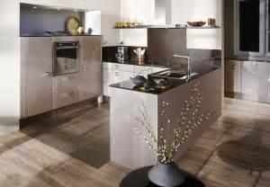 cuisine ouverte en l cuisine en u cuisine en u ouverte pour tout espace 55