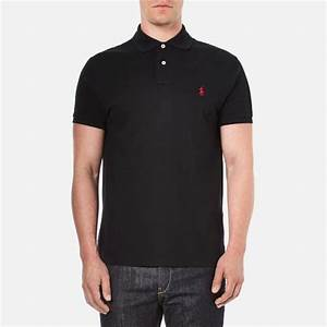 Polo Ralph Lauren Men's Custom Fit Short Sleeved Polo ...