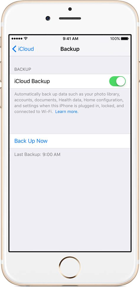 iphone icloud icloud vs itunes backups iphone different backup options