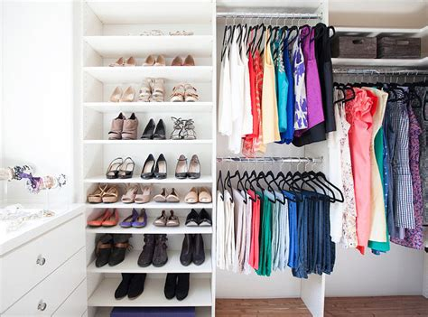 Closet Organization Ideas For A Functional, Uncluttered