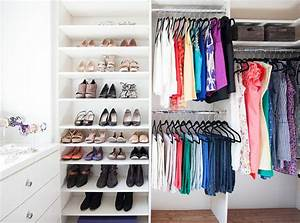 closet organization ideas for a functional uncluttered With functional closet organization ideas for small space