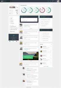 15 state of the art admin panel html templates With simple admin html template