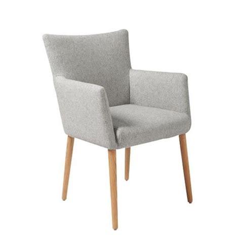 chaise salle a manger cdiscount chaise de salle à manger nellie en tissu avec acco achat