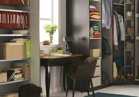 cr馥r un dressing dans une chambre amenager une chambre de 9m2 maison design bahbe com