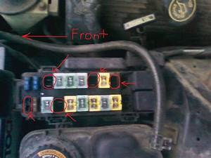 95 Thunderbird Fuse Box Diagram