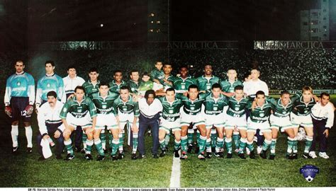 Times Campeões: Palmeiras Campeão da América 1999