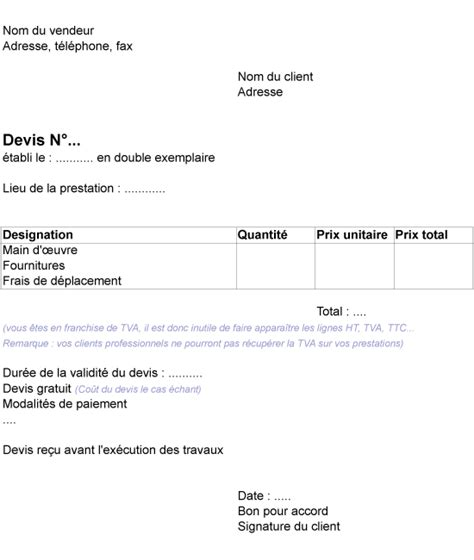 exemples devis factures kndstat consulting statistique mod 233 lisation chimiom 233 trie