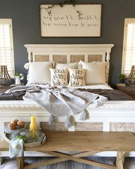 Master Bedroom Remodel Ideas by 77 Comfy Farmhouse Master Bedroom Remodel Ideas