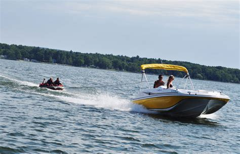 Silver Lake Michigan Boat Rentals by Water Sport Rentals At Silver Lake Michigan