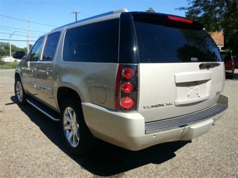 Purchase Used 2007 Gmc Yukon Denali Xl  1 Owner Super