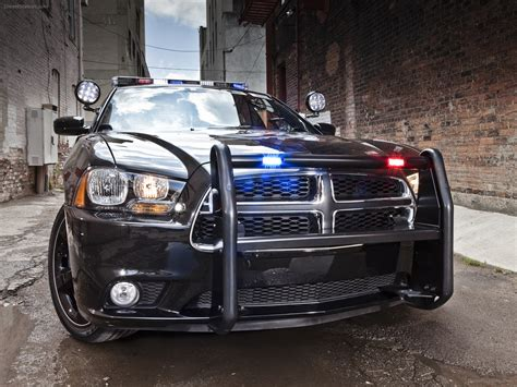 Dodge Charger Pursuit 2018 Exotic Car Wallpaper 09 Of 22