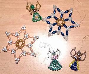Sterne Selber Basteln Mit Perlen : christmas star and angel german perle pinterest ~ Lizthompson.info Haus und Dekorationen