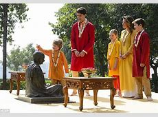 Justin Trudeau adores donning traditional Indian outfits